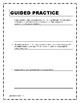 Probability Guided Practice Bundle