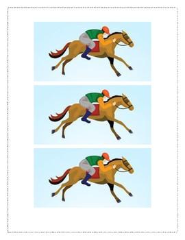 Probability Horse Races
