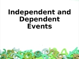 Probability: Independent / Dependent Events