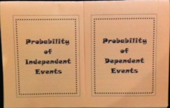 Probability-Independent & Dependent Foldable