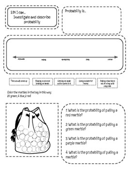 Probability Interactive Notebook
