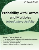 Probability Introductory Activity