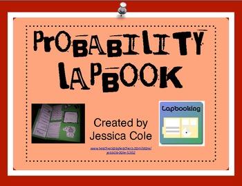 Probability Lapbook