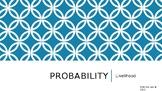 Probability Lesson on Likelihood
