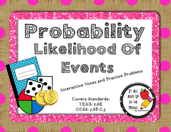 Probability & Likelihood of Events
