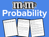 Probability M&M's lesson for high school