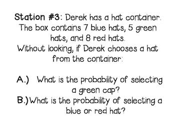 Probability Models Stations