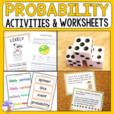 Probability Worksheets & Activities