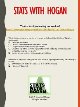 AP Statistics - Probability: Part 2