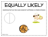 Probability Poster - Equally Likely Outcome