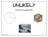 Probability Poster - Unlikely Outcome