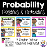 Probability Posters & Activities