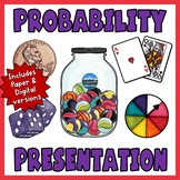 Probability Activity | Probability PowerPoint Presentation
