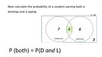 Probability - PowerPoint on Calculating Probability