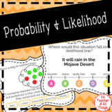 Probability Practice Boom Cards Distance Learning SOL 3.14