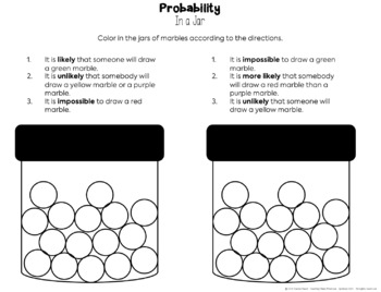 Probability Activities - Hands on Probability with Dice, Spinners, and Coins