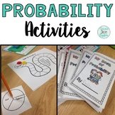Probability Unit for First and Second Grade - itsanewyeardeals
