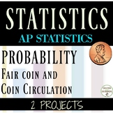 Probability Project AP Statistics EDITABLE rubric