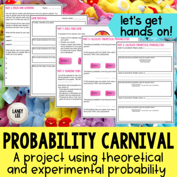 Probability Carnival Game Project