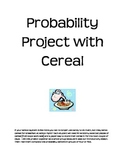 Probability Project with Cereal and Centers