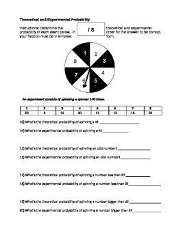 Probability Quiz
