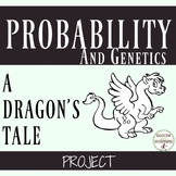 Probability: Real-world math project - genetics and dragon