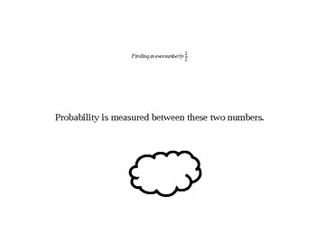 Probability Review - Around the Room Activity (Editable)