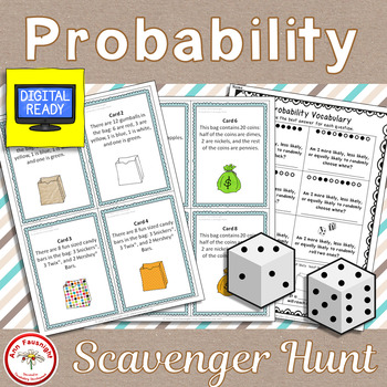 Probability Scavenger Hunt