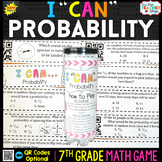 7th Grade Math Game | Probability