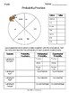 Probability - Six Pages of Informational Text and Practice Questions