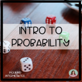 Probability - Six Pages of Informational Text and Practice