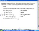 Probability Smartboard Interactive Lesson