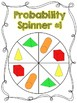 Probability Spinners: Using Experimental Results To Make P