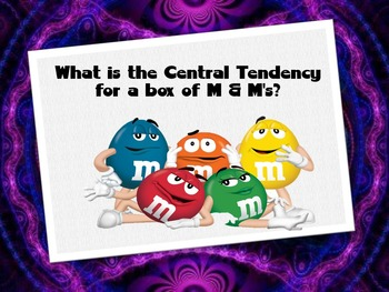 Probability, Statics and Central Tendencies