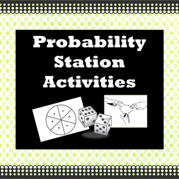 Probability Station Activities