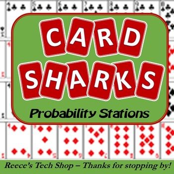 Probability Stations - Card Sharks