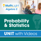 Probability & Statistics | Algebra 2 Unit with Videos