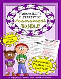 Probability & Statistics Worksheets & Test - 7th Grade