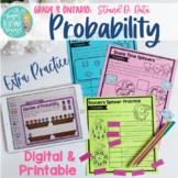 Probability Strand D: Data -Extra Practice Grade 3 Ontario Math! PRINT & DIGITAL
