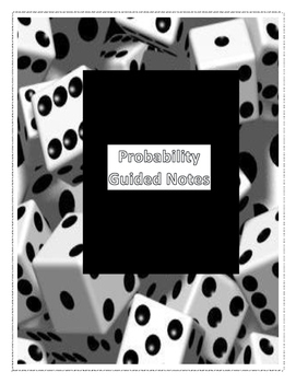 Probability Interactive Notes