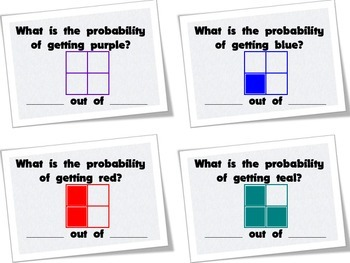 Probability Scoot and Task Cards