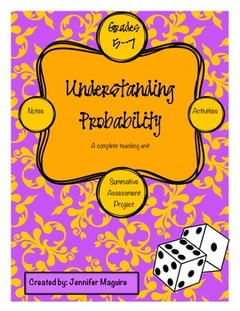 Probability Teaching Package