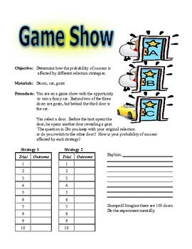 Probability: The Game Show