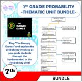Probability Unit BUNDLE - Grade 7