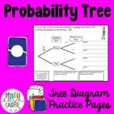 Probability Tree Diagrams Practice!