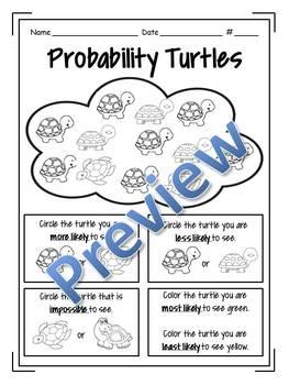 Probability Turtles