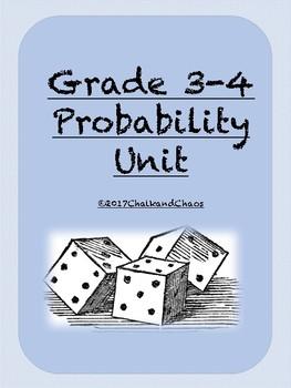 Math Probability Unit