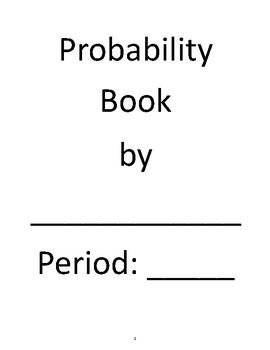 Probability Unit Book