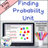 Finding Probability Unit