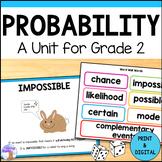 Probability Unit for Grade 2 (Ontario Curriculum)
